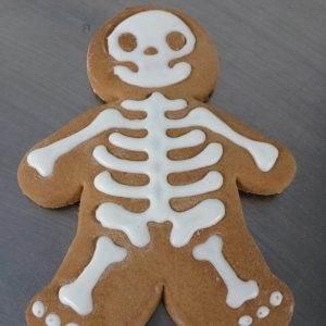 halloween gingerbreadman