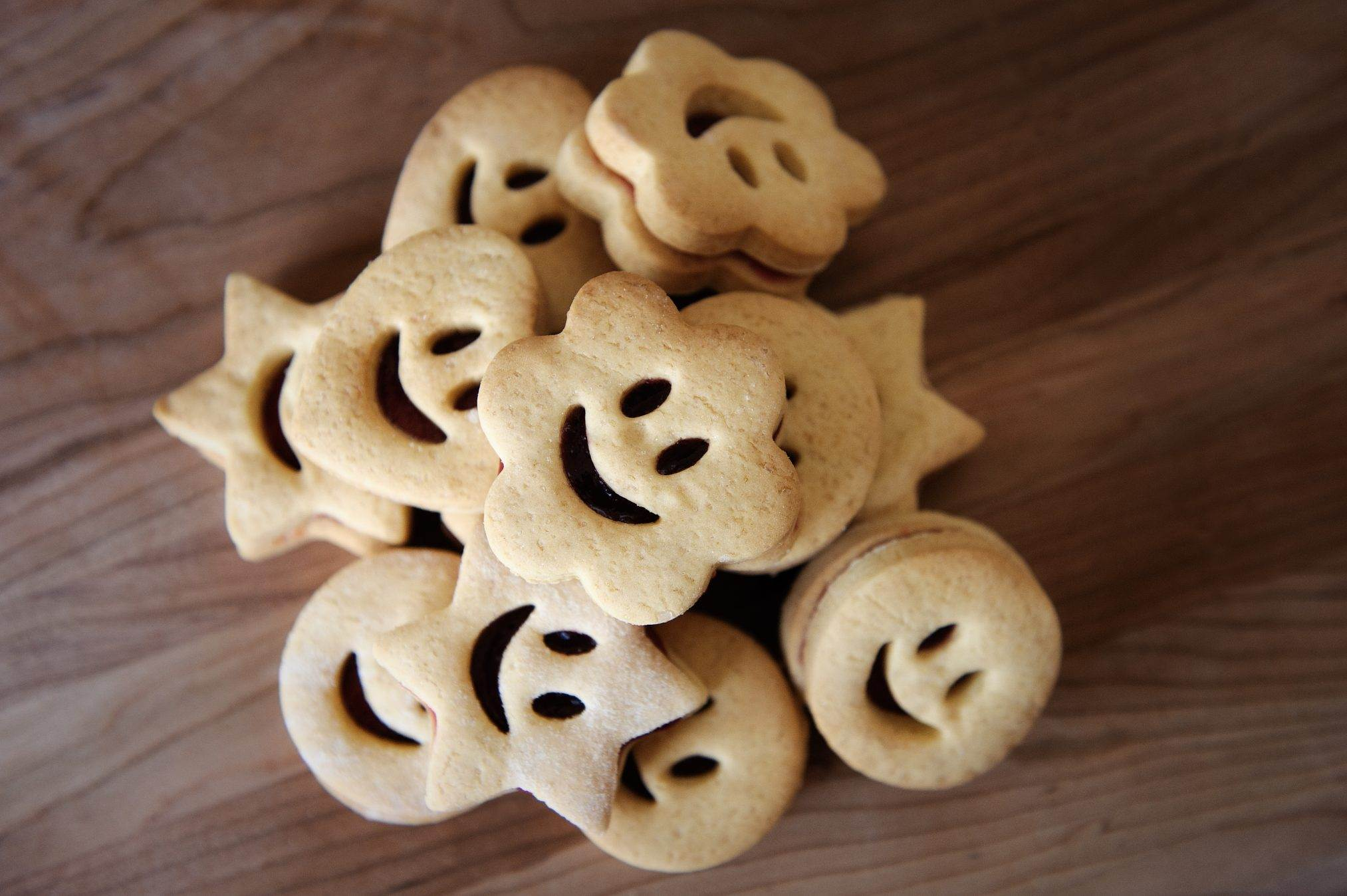 Smily Biscuits 2